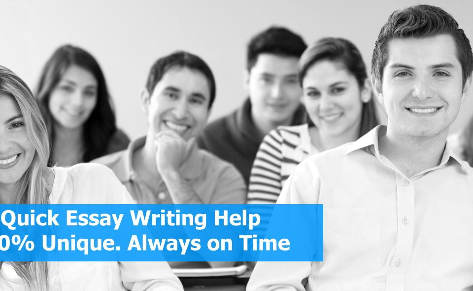 Essay Writing help in London, UK